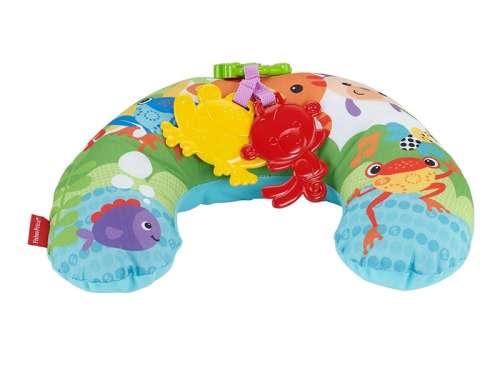 Fisher-Price Pocakpárna játékokkal - Esőerdő