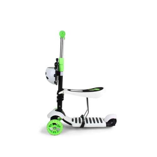 Chipolino Kiddy Evo Roller #fehér-zöld 2020