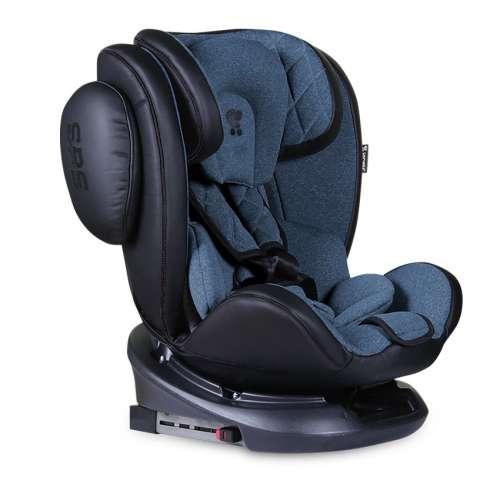 Lorelli Aviator SPS ISOFIX biztonsági Gyerekülés 0-36kg #kék-fekete 2019
