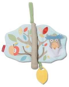 Skip Hop TreeTop Friends Textil könyv #szürke 31377032 Textil könyv gyerekeknek
