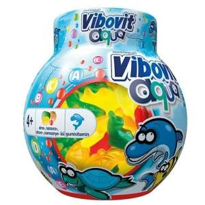 Vibovit Aqua Gyerekvitamin 50db 31377231 Vitamin