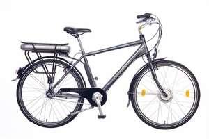 Neuzer E-City férfi Elektromos Kerékpár #antracit-ezüst 31377350 Elektromos kerékpár