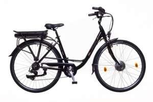 "Neuzer E-City Zagon MXUS női Elektromos Kerékpár 18"" 31377344 Elektromos kerékpár"