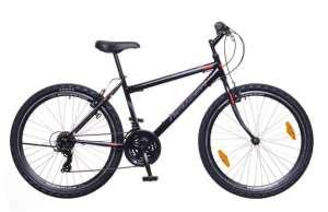"""Neuzer Nelson 30 MTB férfi Kerékpár 17"""" #fekete-piros"""