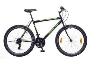 """Neuzer Nelson 30 MTB férfi Kerékpár 21"""" #fekete-zöld"""