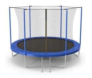Jumi Motion belső hálós Trambulin létrával 305cm #kék