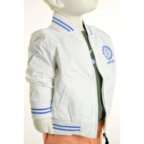 Gatti fehér fiú dzseki - 134