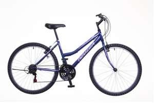 """Neuzer Nelson 18 MTB hobby női Kerékpár 19"""" #kék-lila 31379079 Női kerékpár"""