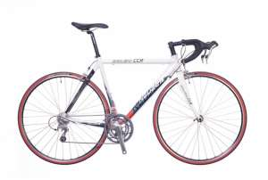 Neuzer Whirlwind Race férfi fitnesz Kerékpár 54cm #fehér-piros