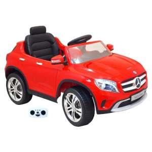 Baby Mix Mercedes Elektromos autó távirányítóval 12V #piros 31379540 Elektromos jármű