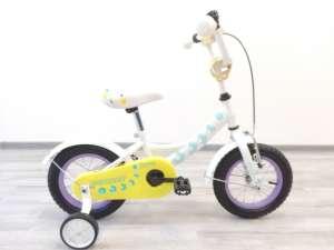 """Neuzer BMX Gyerek Kerékpár 12"""" #fehér 31380028 Gyerek kerékpár"""