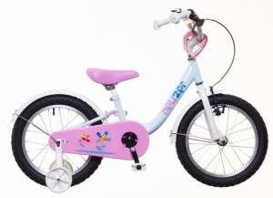 """Neuzer BMX Gyerek Kerékpár 16"""" #kék-fehér"""