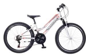 """Neuzer Mistral Gyerek Kerékpár 20"""" #fehér-szürke"""