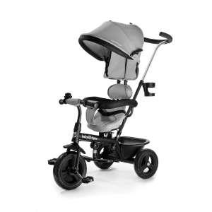 Baby Tiger Fly 360°-ban forgatható Tricikli #szürke 31387935 Tricikli