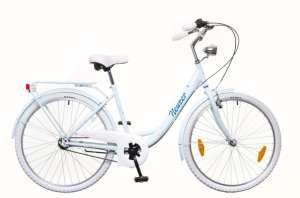"""Neuzer Balaton Premium 28 N3 női Városi Kerékpár 28"""" #babyblue-kék-barna 31380545 Női kerékpár"""