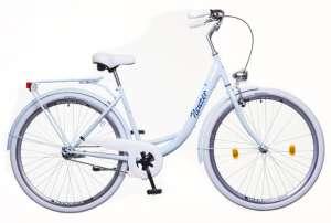 """Neuzer Balaton Premium 28 1S női Városi Kerékpár 28"""" #babyblue-kék-barna"""