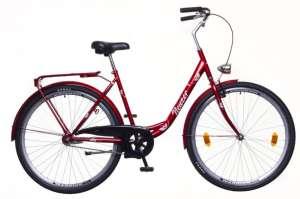 """Neuzer Balaton 28 1S női Városi Kerékpár 28"""" #bordó-fehér 31380588 Női kerékpár"""
