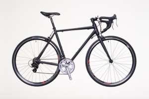 Neuzer Whirlwind 50 férfi Országúti Kerékpár 46cm #fekete