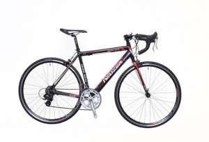 Neuzer Whirlwind 50 férfi Országúti Kerékpár 60cm #fekete-piros