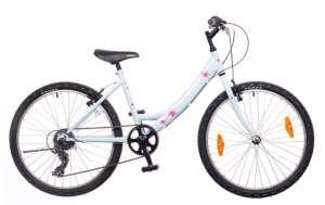 """Neuzer Cindy Gyerek Kerékpár 24"""" 6S #babakék-pink"""