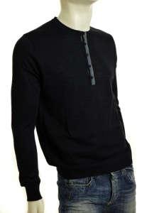 Benetton fekete férfi pulóver 31381016 Férfi pulóver