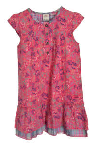 s. Oliver virágmintás lány ruha 31381322 92