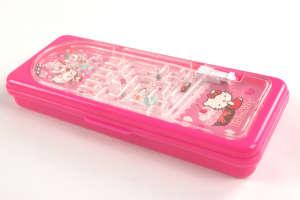 Műanyag Tolltartó - Hello Kitty #rózsaszín 31381576 Tolltartó, órarend