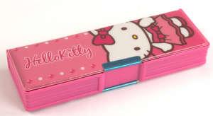 Mágneses Tolltartó - Hello Kitty #rózsaszín 31381583 Tolltartó, órarend