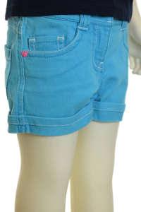 Mexx kék lány rövidnadrág 31381737 110