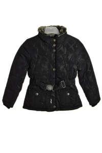 s. Oliver fekete lány kabát 31382081 Gyerek dzseki, kabát