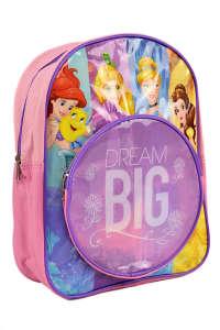 Disney hercegnős rózsaszín gyerek hátizsák 31383256 Iskolatáska, hátizsák