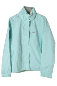 Trespass világoskék, vízálló női dzseki – XL 31383525 Női kabát, dzseki