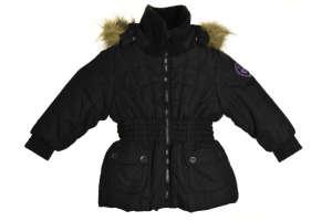 Mexx lány fekete téli kabát – 92 31383686 Gyerek dzseki, kabát