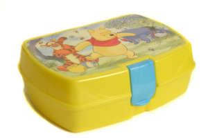 Uzsonnás doboz - Micimackó 31383807 Gyerek étel-és italtároló