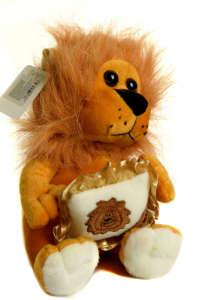 Párnás oroszlán plüss – 25 cm 31383809 Plüss