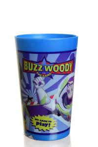 Pohár 200ml - Toy Story #kék 31383848 Itatópohár, pohár