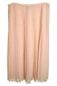 Ralph Lauren púder, selyem női szoknya 31383896 Nőknek