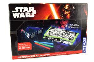 Star Wars kiszínezhető 3D Tolltartó 31384055 Iskolakezdés, iskolaszerek