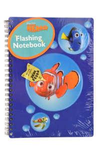 Nemo nyomában spirál füzet – A5 31384077 Disney