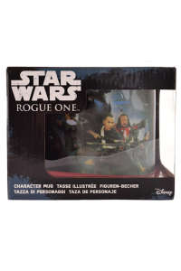 Star Wars Zsivány Egyes kerámia bögre – 5 dl 31384387 Bögre