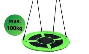 Jumi Enjoy Fészekhinta 100cm #zöld