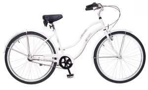 """Neuzer California ECO Női Kerékpár 26"""" fehér"""