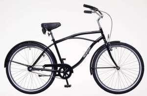 """Neuzer Beach Eco Férfi Kerékpár 26"""" #fekete"""