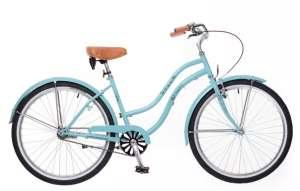 "Neuzer Beach Női Kerékpár 26"" #celeste"