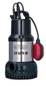 Elpumps CT 4274W Merülőszivattyú tiszta vízhez
