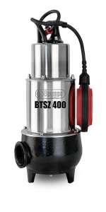 Elpumps BTSZ 400 Szabadátömlésű szennyvíz szivattyú