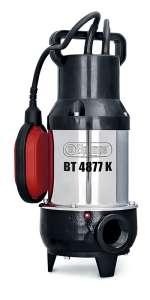 Elpumps BT 4877 K Darabolós szennyvíz szivattyú