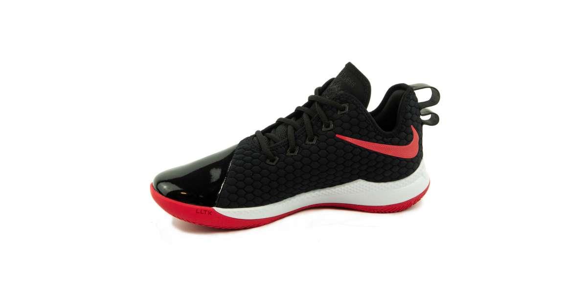 Nike Lebron Witness 3 PRM férfi Kosárlabda cipő #fekete