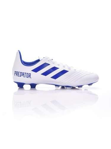 Adidas Performance Predator 19.4 Fxg J fiú Foci cipő #fehér
