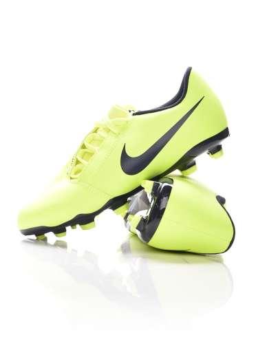 Nike Jr Phantom Venom Club Fg fiú Foci cipő #világoszöld